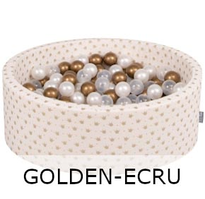 GOLDEN-ECRU